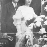 Alois Debaere en Anna Cannie
