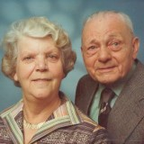 Rijkent Heijkoop en Jacoba Erkamp